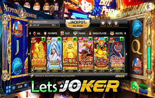 joker123 games slot